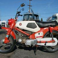 1965 Honda CM91 Roadster Kit