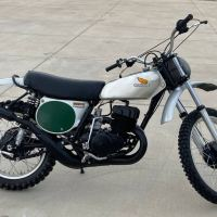 1974 Honda CR250M Elsinore