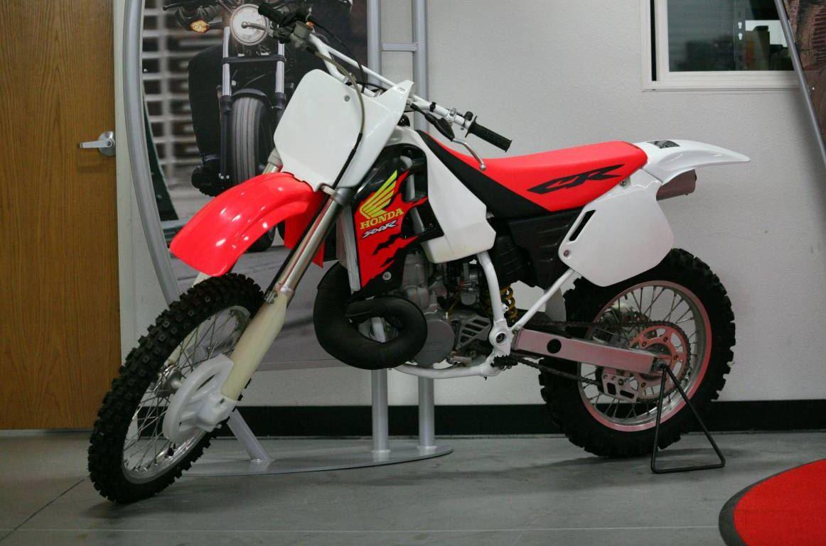 Never Ridden 1997 Honda Cr500 Bike Urious
