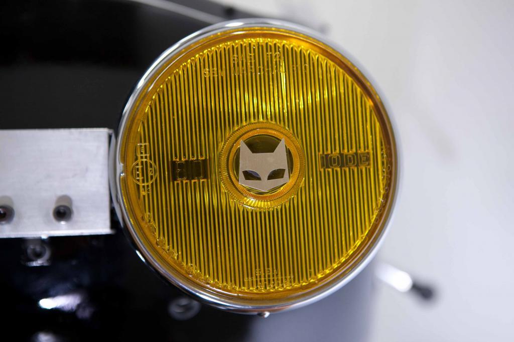 Honda CR750 - Light