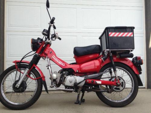 Honda CT110 Postie