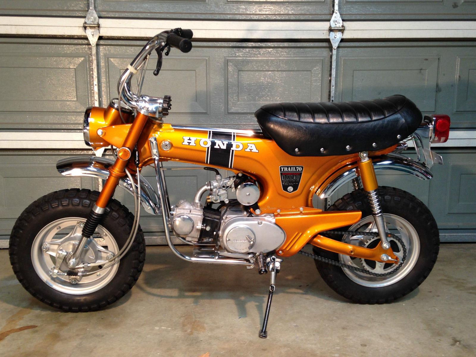 59 miles 1970 honda ct70 bike urious rh bike urious com Honda Z50 Honda XR650L Fuel Tank