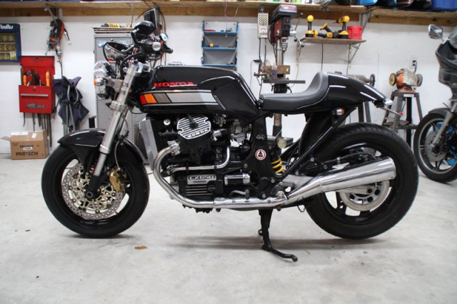Custom Honda CX650 Cafe Racer – Bike-urious