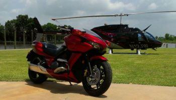 CVT Equipped – 2009 Honda DN-01 – Bike-urious