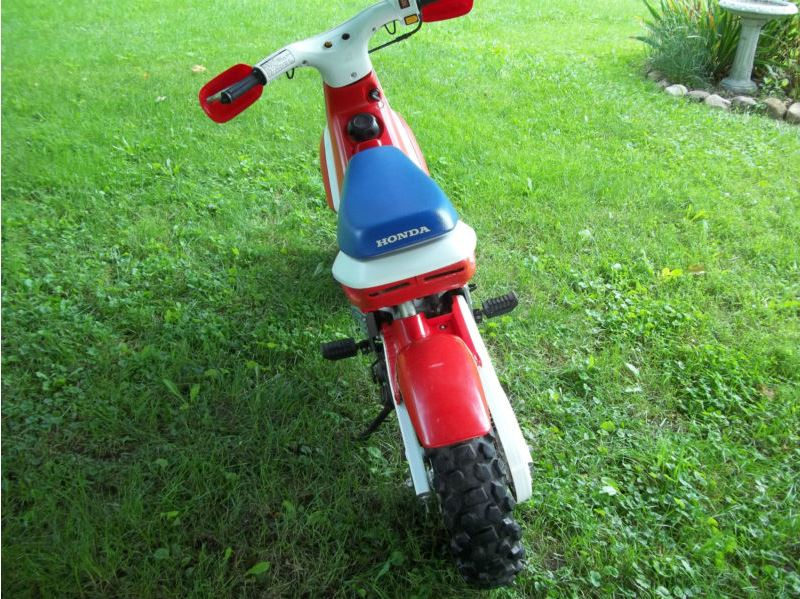 1993 Honda EZ90 Cub – Bike-urious
