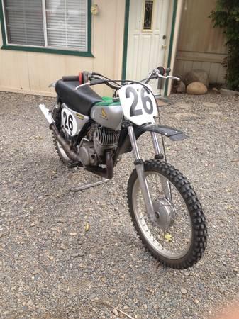 Honda Elsinore - 1