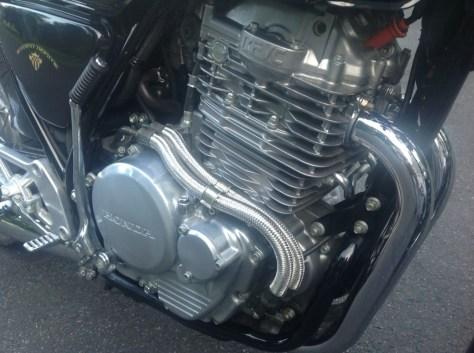 Honda GB500 - Engine