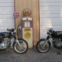Pick up a Pair - 2x Honda GB500