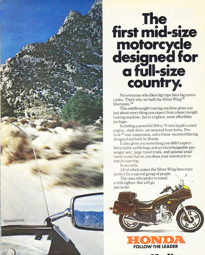 Vintage ad photo from http://www.davidreiss.com/silverwing.html