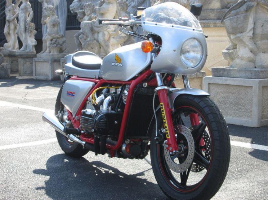 Honda Goldwing Cafe Racer Front Right on Honda Oem Oil Filter