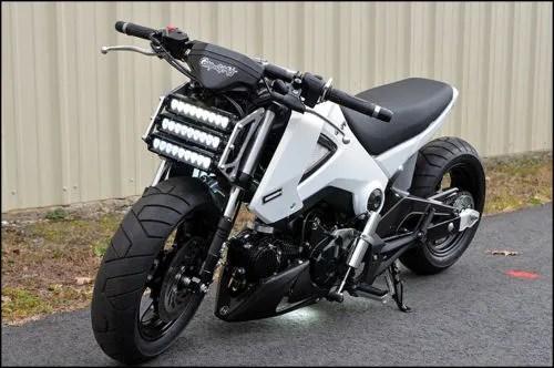 2013 Honda Grom MSX125 Custom | Bike-urious