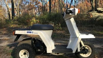 3-Wheel Tilters – Pair of Honda Gyros – Bike-urious