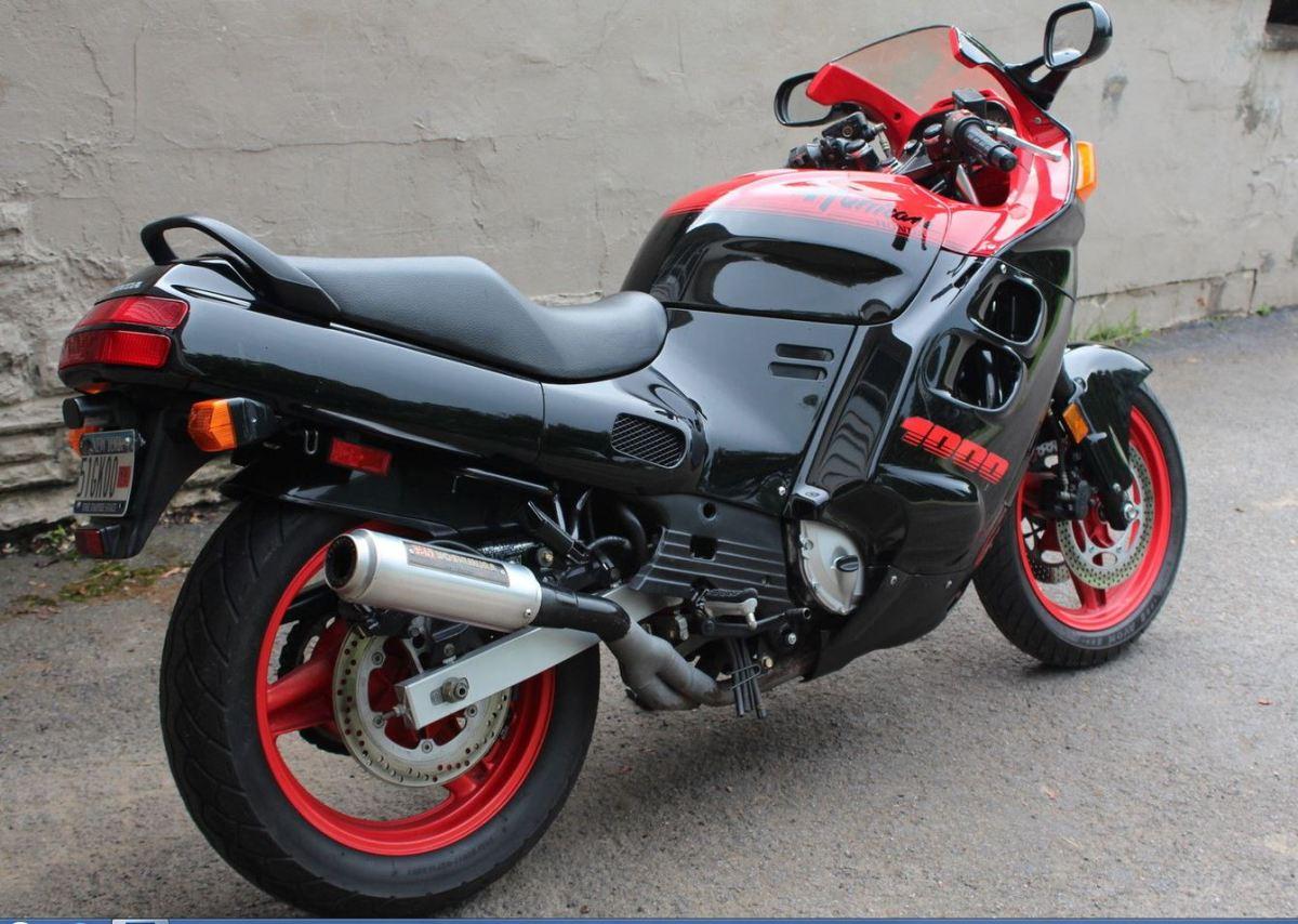 1987 Honda Hurricane 1000 Bike Urious
