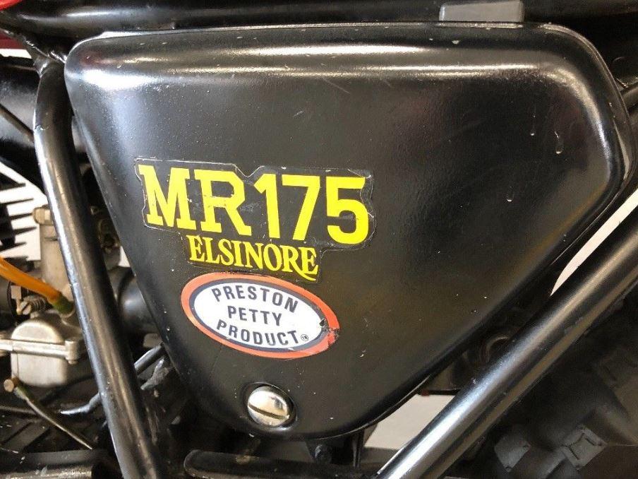 No Reserve 1976 Honda Mr175 Bike Urious