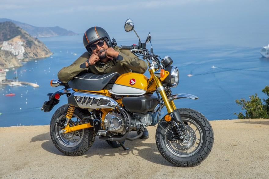 First Ride 2019 Honda Monkey Bike Urious