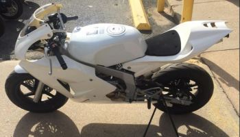 Brand New – 1989 Honda TRX250R – Bike-urious