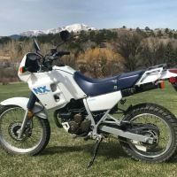 1989 Honda NX250