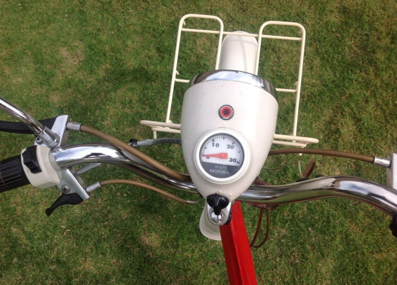 All Original Survivor 1967 Honda P50 Bike Urious