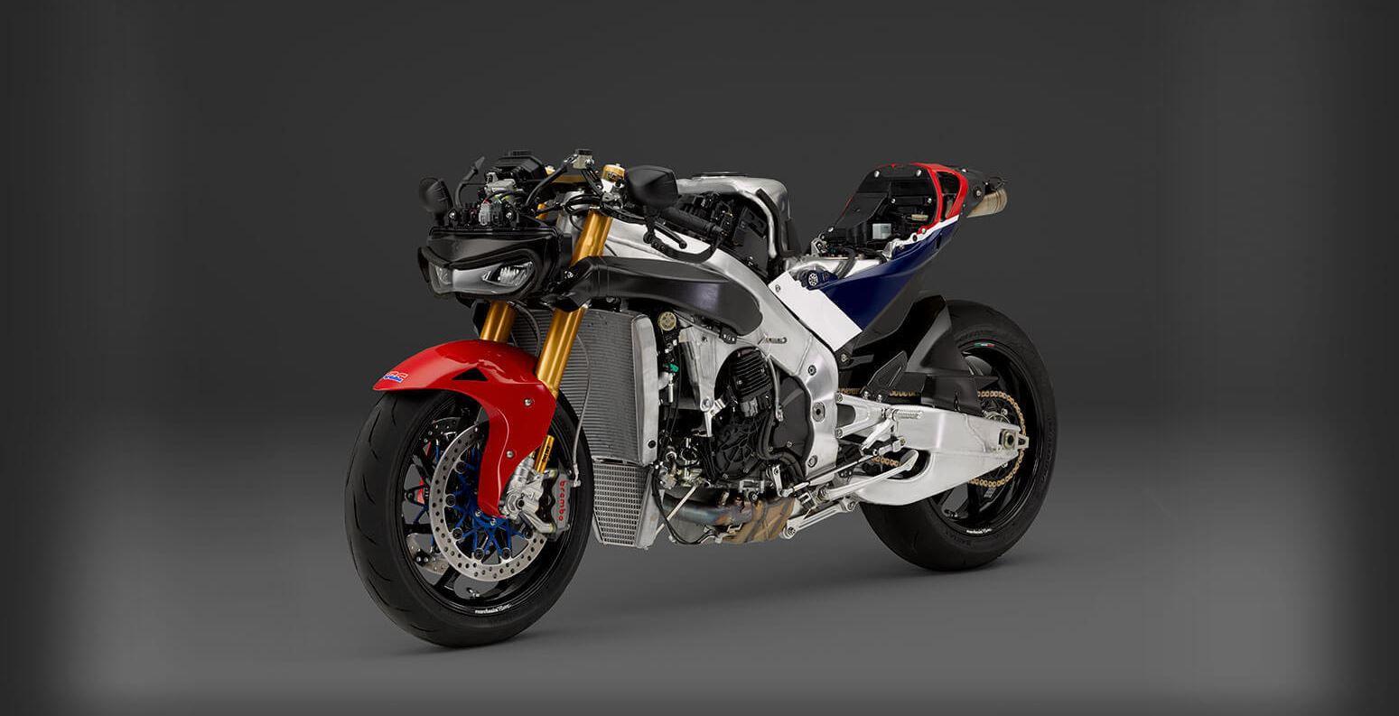Detailed Honda RC213V-S Street Legal MotoGP Replica - YouTube