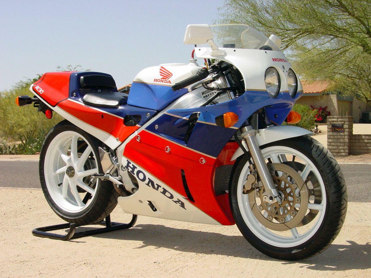 1990 Honda Rc30 Bike Urious