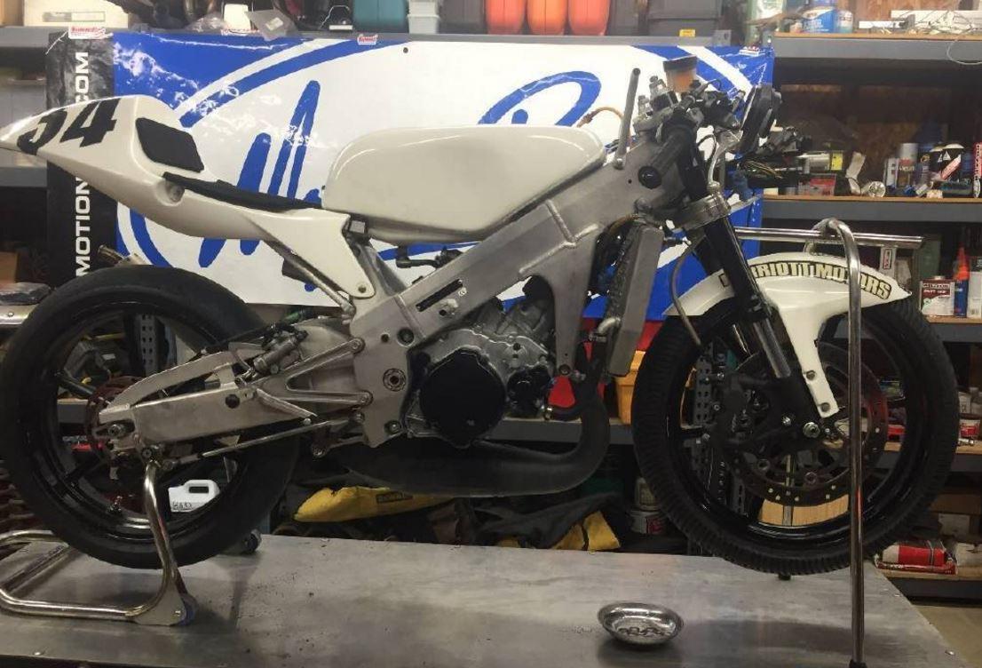 Little Racer – 2009 Honda RS125 GP