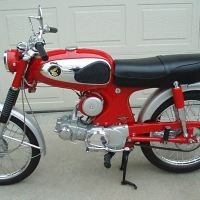 One Owner - 1965 Honda S90