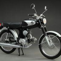Museum Quality - 1967 Honda S90