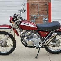 No Reserve - 1971 Honda SL175