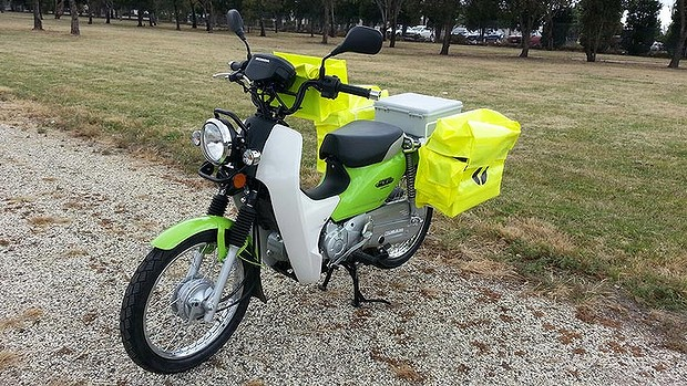 Honda Super Cub Postie