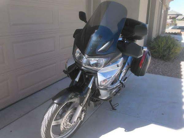 Rare in the US - 2007 Honda Varadero XL1000V   Bike-urious