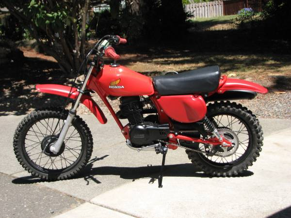 $900 – Restored 1983 Honda XR80 – Bike-urious