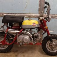 Cheap Runner - 1969 Honda Z50