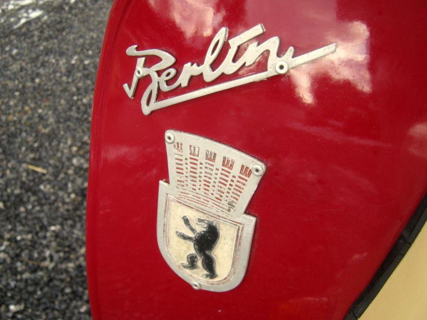 IWL SR 59 Berlin - Front Emblem
