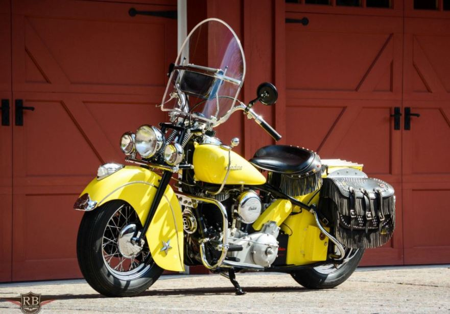Indian Chief - Front Left