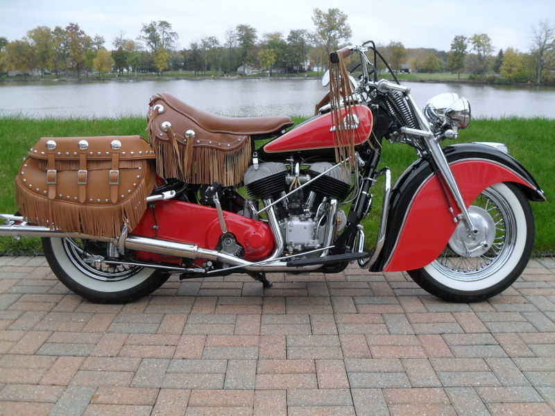 Indian Chief - Left Side