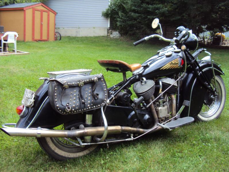 Indian Chief - Right Side