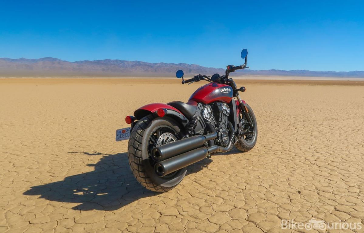 Bike Review - 2018 Indian Scout Bobber