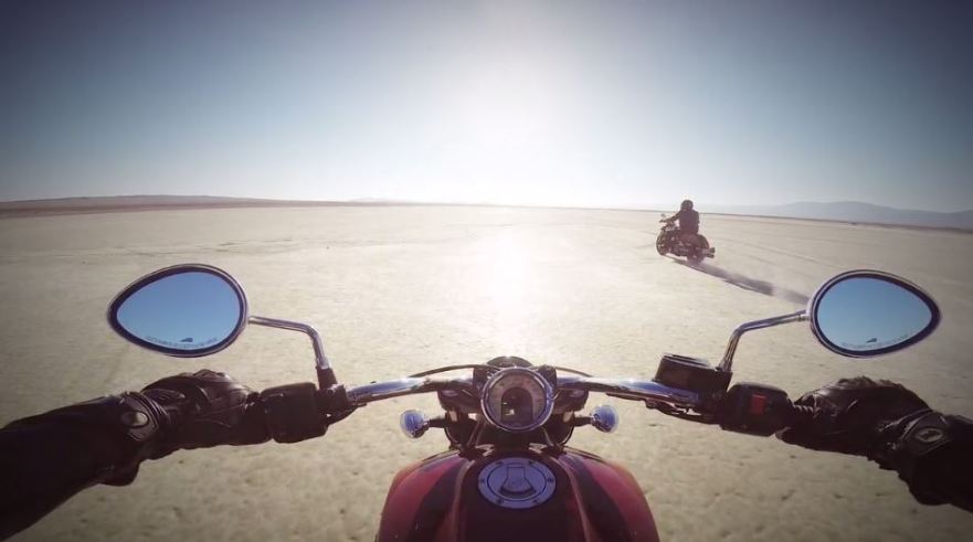 Indian Scout - Lake Bed Featured