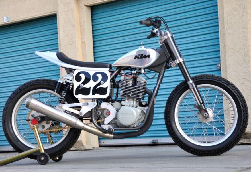 2007 J&M Rotax 600 Flat Tracker – Bike-urious