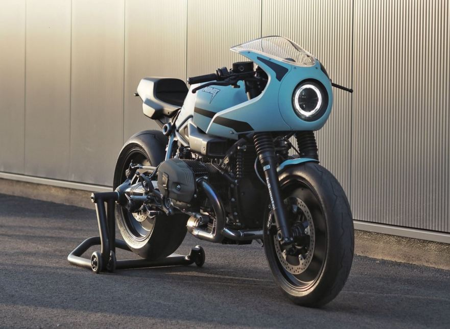 R9t Cafe Kit Prototype Jvb Motos Two Bmw R Ninet Racer Bike