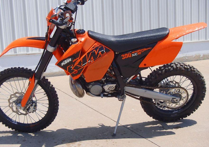 no reserve – 2007 ktm 300 xc-w   bike-urious