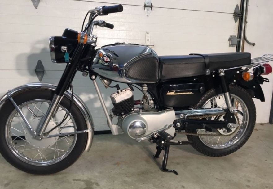 Restored with No Reserve – 196...