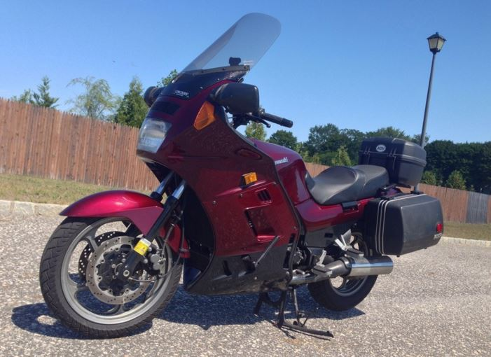 Sport Touring On The Cheap – 1995 Kawasaki Concours – Bike