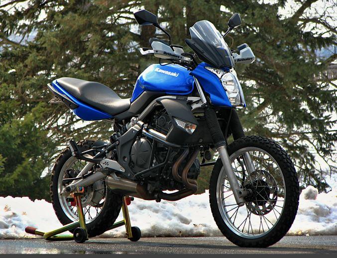 Dual Sport Tires For Kawasaki Versys
