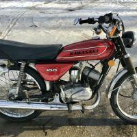 1975 Kawasaki G7