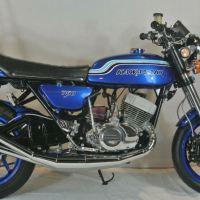 Restomod - 1972 Kawasaki H2 750