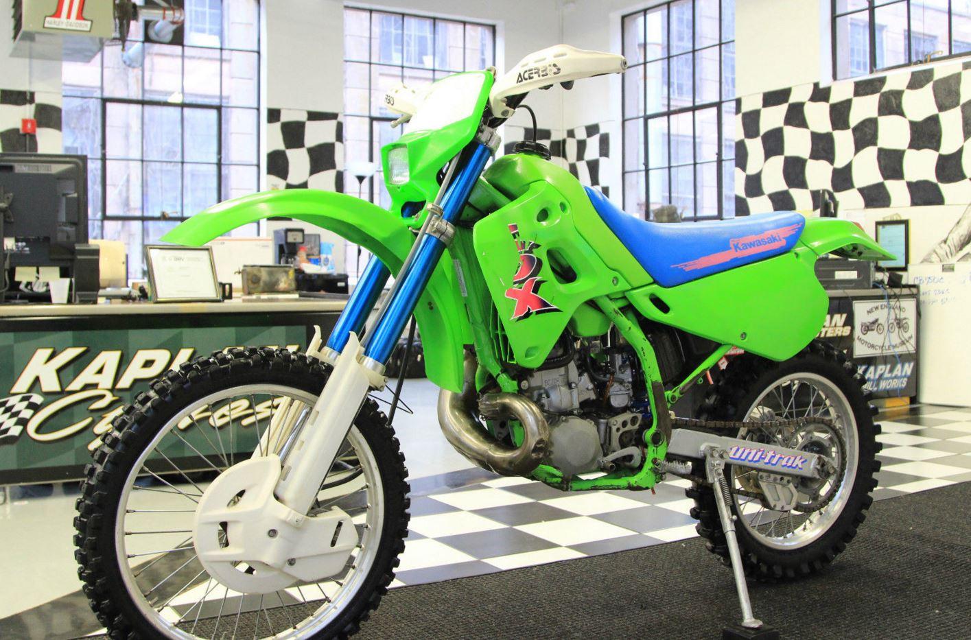 Kawasaki Kdx  Motorcycle For Sale