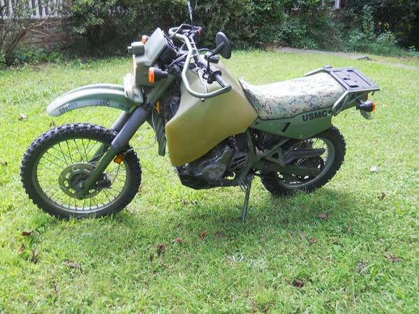 Kawasaki Klr For Sale Craigslist