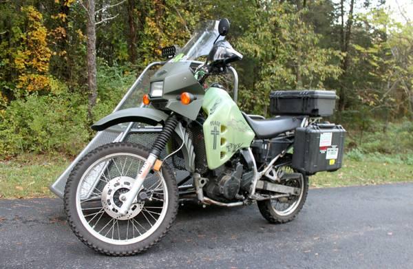 Kawasaki Klr For Sale In Virginia