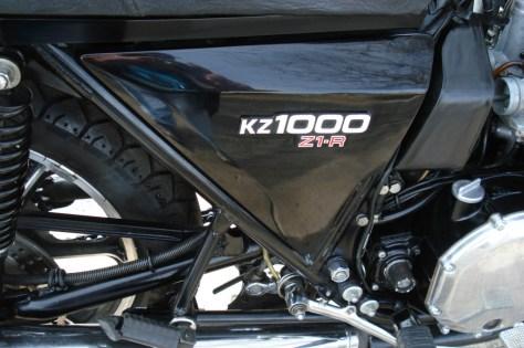 Kawasaki KZ1000 Z1-R - Side Cover